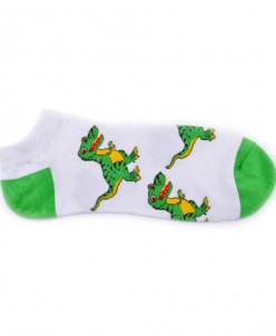 "Короткие носки ""Angry Animals"""