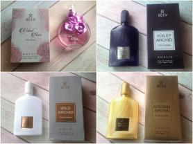 Европейские ароматы от арабского бренда