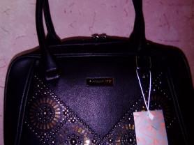 Новая женская сумка с бирками daniele p.