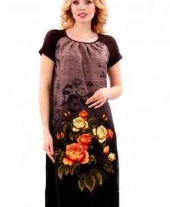 Туника -платье 52-509К Номер цвета: 647