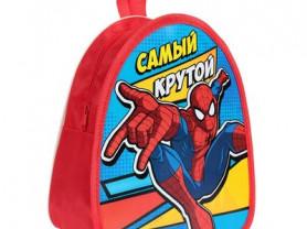 """Детский рюкзак ПВХ """"Самый крутой"""", Человек-паук"""