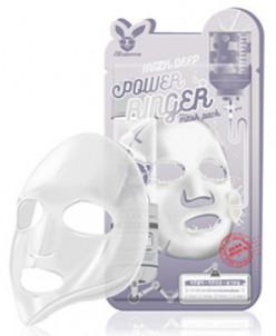 [Elizavecca] Тканевая маска д/лица с Молоком MILK DEEP POWER
