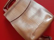 Новый кожаный рюкзак Ula розаголд