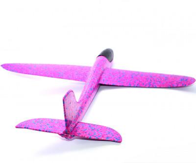 Планер большой «САМОЛЁТ ТУ 134», размах крыльев 48 см