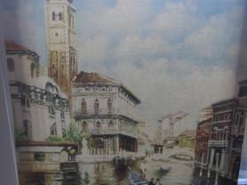 Картина-пано Венеция Икея