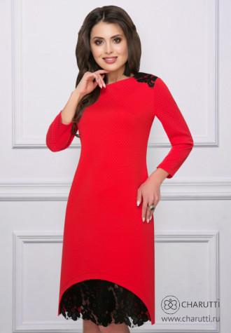 Платье Шикарная женщина