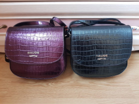 Новые кожаные сумки кроссбоди Италия оригинал