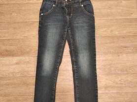 теплые джинсы Borelli 8р.128-134рост.в идеале!
