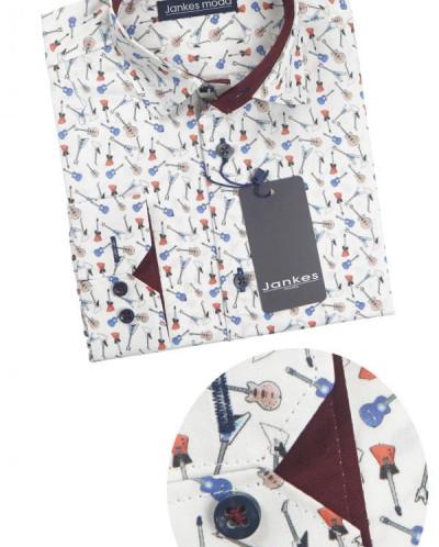 08-00 Рубашка рост 86-110 см