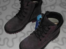 Новые ботинки Ralf Ringer, еврозима, 32 размер