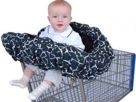 Мягкий вкладыш в шоппинг-корзину, для малыша