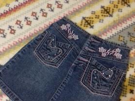 Юбка джинсовая 5-7 лет