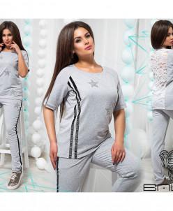Шикарный спортивный костюм - 21015