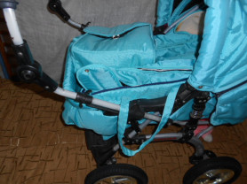 Бердянск продам коляску всесезонную детскую
