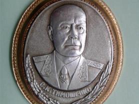Набор медальон - жетонов Советских полководцев.