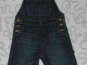 Полукомбинезон-шорты на лямках H&M, 104-110 см
