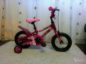 Велосипед детский 12 дюймовый focus