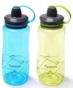 6852 FISSMAN Бутылка для воды 1200 мл (пластик)