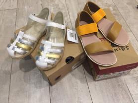 новые сандалии Camper и Ugg, размер 29
