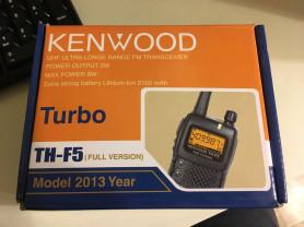 Рация Kenwood HT-F5 2шт