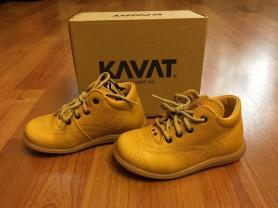 Новые ботинки kavat р.24