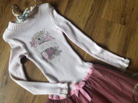Платье Monnalisa 8/128 с ободком
