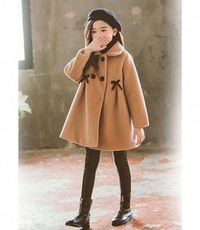 """Пальто TongZhan """"Tenderness"""" бежевое"""