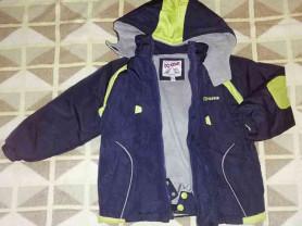Куртка зимняя Мембрана на синтепоне с флисовой под