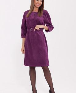 75187 Платье (Max&Style)Фиолетовый