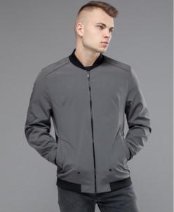 Куртка-бомбер Kiro Tokao № 3354 серый