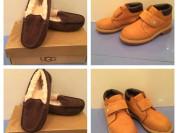 Обувь Ugg и Timberland р.32 ОРИГИНАЛ!!!
