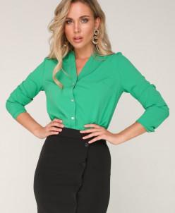 Блуза 206 изумруд