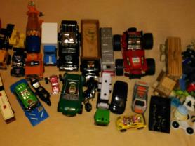 Пакет игрушек мальчику