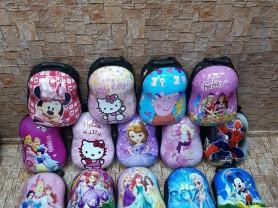 Детские рюкзаки и чемоданы