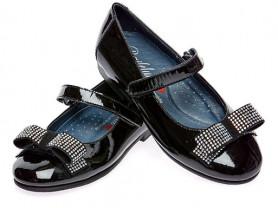 Туфли черные Baileluna( Испания) , размер 32