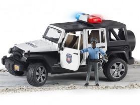 Bruder Полицейский Jeep Wrangler BR002527