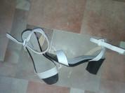 Туфли новые р.37 с ремешком стильные, модные