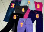 Брюки и джинсы на рост 92-98