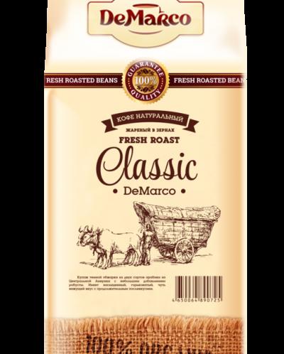 """Кофе зерновой Fresh Roast """"CLASSIC"""" DeMarco"""