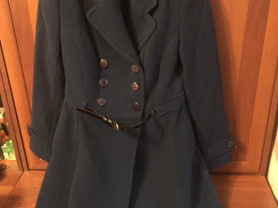 пальто новое Kira Plastinina