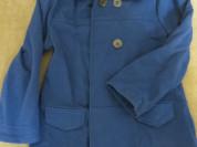 пиджак ОлдНэви-4 года,плотный трикотаж