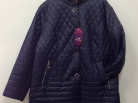 🌞 Новые куртки больших размеров от -54/56-64/66 🌞
