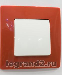 РРамка - 1 пост - Etika - красный