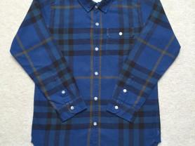 Рубашка Burberry, размер 10 лет/140 см