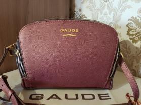 Новая оригинальная сумка из сафьяновой кожи Италия