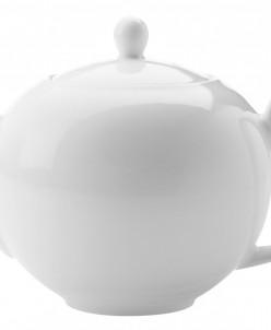 Чайник Белая коллекция в подарочной упаковке Maxwell & Willi
