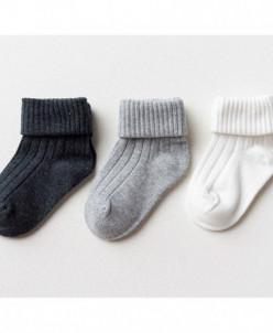 """Набор носочков Caramella """"Gray"""" 3 шт"""