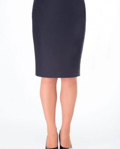 ELITE MODA 3462 (синий) — юбка