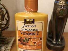 гель для умывания Avalon Organics