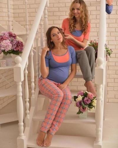 Белье для дома для беременных